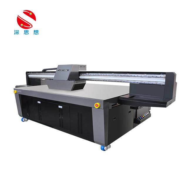 UV平板打印机的涂层作用